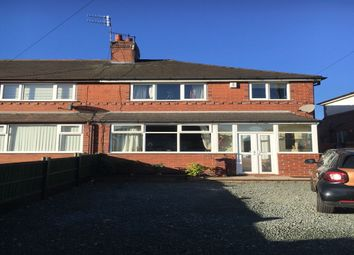 Thumbnail 3 bed semi-detached house for sale in Davenport Street, Stoke-On-Trent