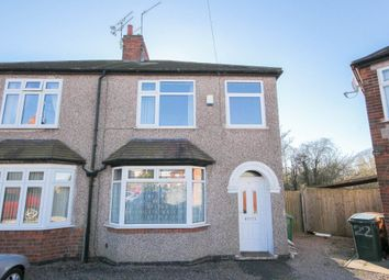 Thumbnail 4 bed property to rent in Burnsall Grove, Canley, Coventry
