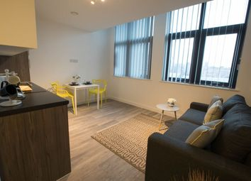 Thumbnail Studio to rent in Leigh Street, Liverpool