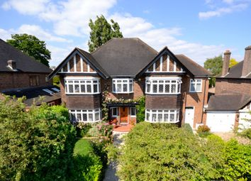 Thumbnail 5 bed detached house for sale in Pine Walk, Berrylands, Surbiton