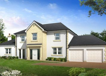 Thumbnail 5 bed detached house for sale in Monksmeadow, Monkswood - Plot 43, Gattonside, Melrose
