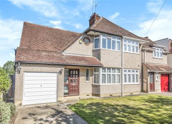 Church Avenue, Pinner, Middlesex HA5. 3 bed semi-detached house