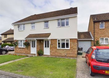 Thumbnail 3 bed semi-detached house for sale in Firethorne Close, Longlevens, Gloucester