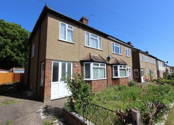 Thumbnail 3 bed semi-detached house for sale in Lawrence Drive, Ickenham, Uxbridge