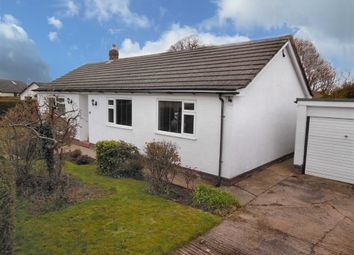 Thumbnail 3 bed detached bungalow for sale in Flaxfield Close, Brynford, Flintshire