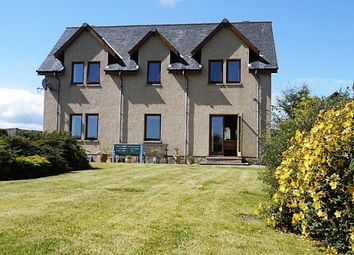 Thumbnail 4 bed detached house for sale in 4 Philaxdale, Duffus, Elgin