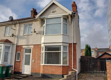 Thumbnail 3 bed end terrace house for sale in Queensland Avenue, Coventry
