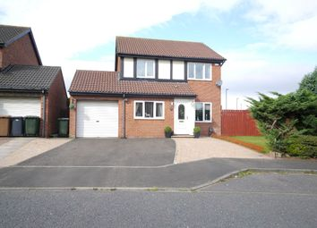 Thumbnail 4 bed detached house for sale in Edgemount, Killingworth, Newcastle Upon Tyne