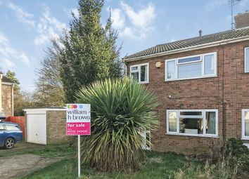 3 bed semi-detached house for sale in Apple Tree Close, Yaxley, Peterborough PE7