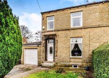Thumbnail 3 bedroom end terrace house for sale in Reinwood Road, Lindley, Huddersfield