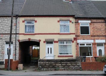 Thumbnail 3 bed terraced house for sale in Long Street, Dordon, Tamworth