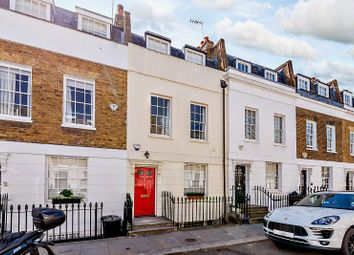 Thumbnail 4 bed terraced house to rent in Hasker Street, Chelsea, London
