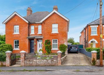 Whitsbury Road, Fordingbridge, Hampshire SP6. 4 bed semi-detached house