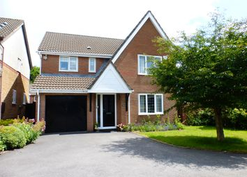 Thumbnail 4 bedroom detached house for sale in Heol Collen, Parc Y Gwenfo, Cardiff