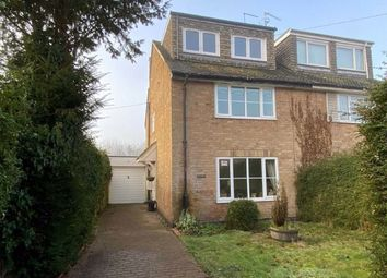 5 bed semi-detached house for sale in West End, West Haddon, Northampton NN6
