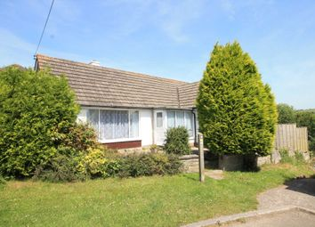 Thumbnail 3 bed detached bungalow for sale in Kellow, Looe