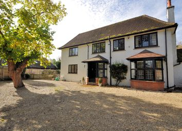 Thumbnail 5 bedroom detached house to rent in Staines Road, Wraysbury, Berkshire
