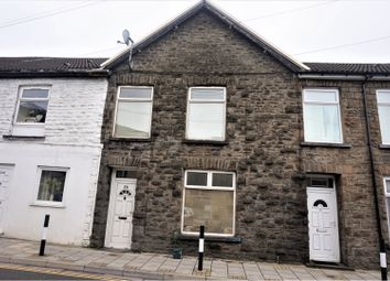 Thumbnail 2 bed terraced house for sale in Brook Street, Tonypandy