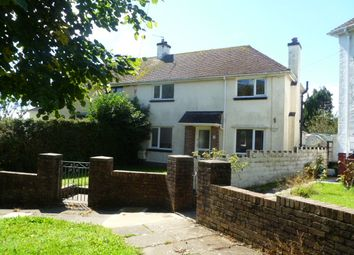 Thumbnail 3 bed semi-detached house to rent in Ham Lane East, Llantwit Major
