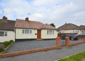 Thumbnail 2 bed semi-detached bungalow to rent in The Crescent, Horley