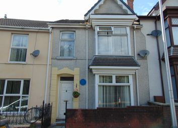 Thumbnail 3 bed semi-detached house for sale in Tyisha Road, Llanelli