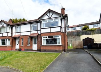 Thumbnail 3 bedroom semi-detached house for sale in Meadowvale Gardens, Carryduff, Belfast
