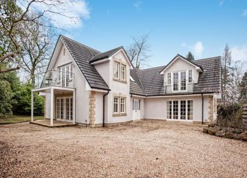Thumbnail 4 bedroom detached house for sale in The Lane, Dullatur, Glasgow