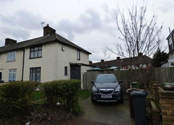 Thumbnail 2 bed end terrace house to rent in Campsey Gardens, Dagenham, Essex