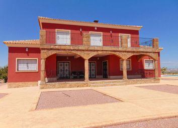 Thumbnail 4 bed villa for sale in Pinoso, Alicante, Valencia, Spain