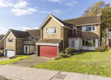 Thumbnail 4 bed detached house for sale in Boundary Way, Croydon
