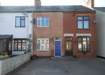 Thumbnail 2 bed terraced house to rent in Leicester Road, Sutton In The Elms, Broughton Astley, Leicester