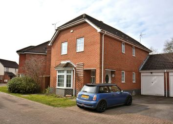 Thumbnail 4 bedroom detached house for sale in Westwater Way, Didcot