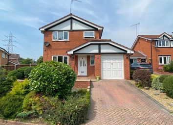 Thumbnail 3 bed detached house for sale in Ovington Close, Sutton Weaver, Runcorn