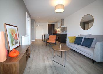 Thumbnail 1 bed flat to rent in 4, Lockside Lane, Salford