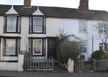 Thumbnail 2 bedroom terraced house for sale in 90 Station Road, Burnham-On-Crouch, Essex