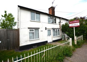 Thumbnail 2 bedroom semi-detached house for sale in Brewers End, Takeley, Bishop`S Stortford
