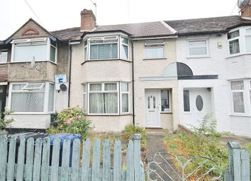Thumbnail 3 bedroom terraced house for sale in Braund Avenue, Greenford