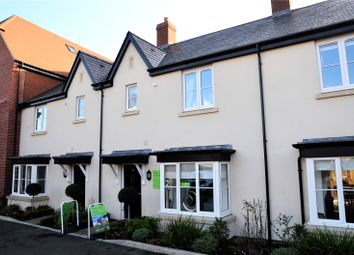 Thumbnail 2 bed terraced house for sale in Cumber Place, Theale, Reading, Berkshire