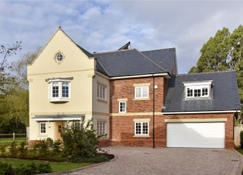 Thumbnail 6 bedroom detached house to rent in Montague Park, Winkfield, Windsor, Berkshire