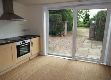 Thumbnail 2 bed detached house to rent in Erbistock, Wrexham