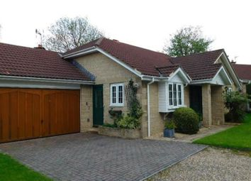 Thumbnail 3 bed detached bungalow for sale in Meadow Lane, Victoria Road, Warminster
