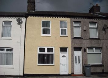Thumbnail 2 bed terraced house to rent in Scott Street, Wallasey, Wirral