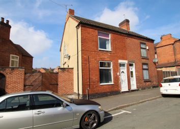 Thumbnail 3 bed semi-detached house for sale in Carlton Street, Horninglow, Burton-On-Trent