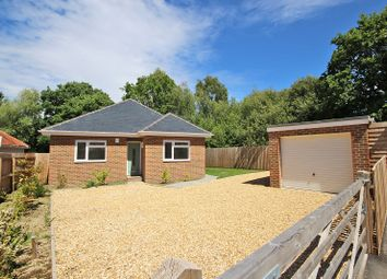 Thumbnail 3 bed bungalow for sale in Addison Road, Brockenhurst, Hampshire