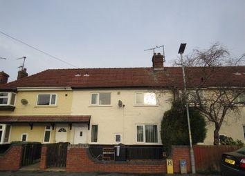 Thumbnail 3 bedroom terraced house for sale in Bunnett Avenue, King's Lynn