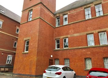 Thumbnail 1 bedroom flat for sale in Grosvenor Gate, Leicester