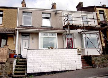Thumbnail 3 bed terraced house for sale in Windmill Terrace, St. Thomas, Swansea
