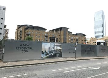 Thumbnail 1 bed property for sale in The Madison, Marsh Wall, London
