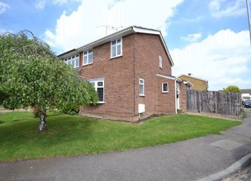 Thumbnail 3 bed semi-detached house to rent in Woodham Park Drive, Benfleet
