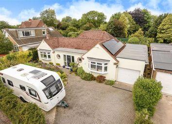 Thumbnail 3 bed detached bungalow for sale in Carisbrook Terrace, Chiseldon, Swindon